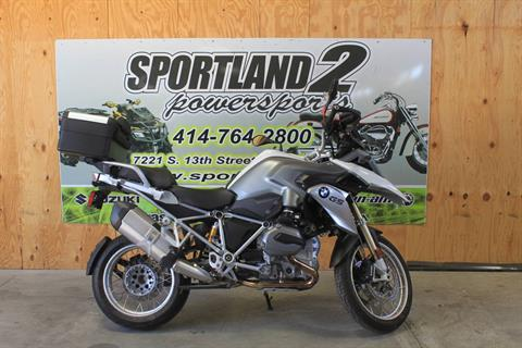 2014 BMW R 1200 GS in Oak Creek, Wisconsin