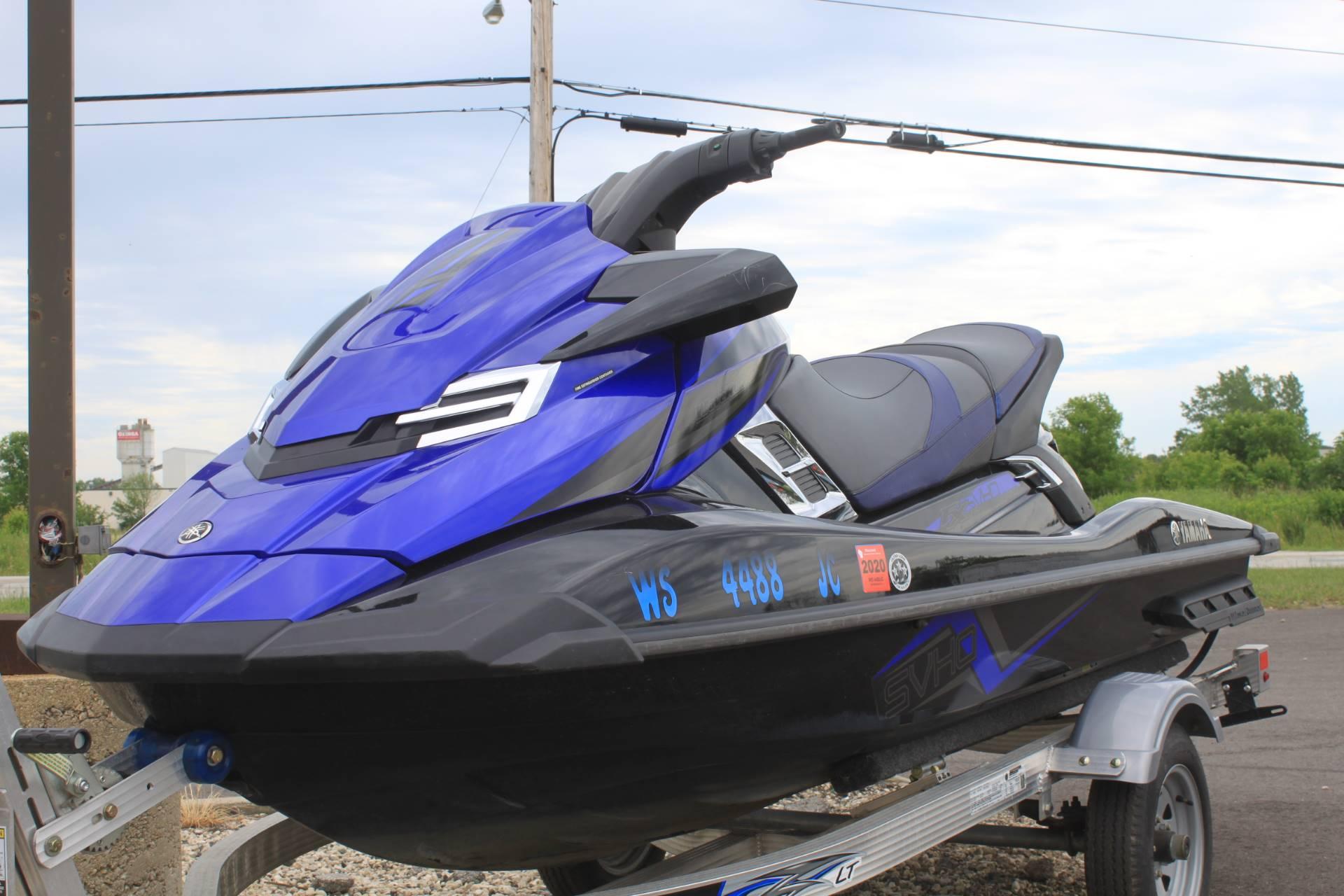 2014 Yamaha FX Cruiser SVHO for sale 150670