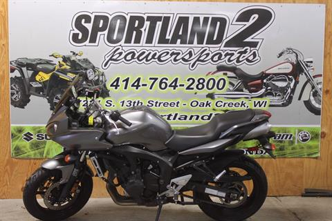 2007 Yamaha FZ6 in Oak Creek, Wisconsin