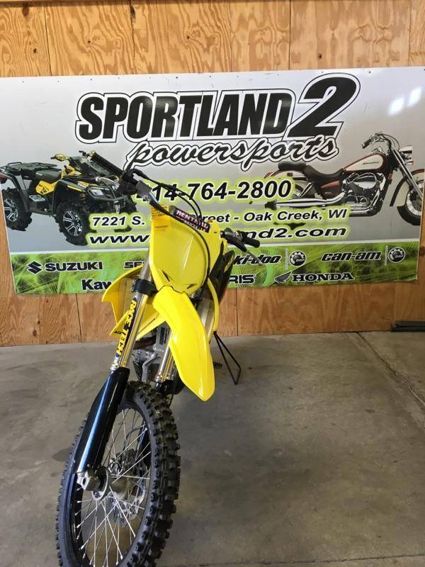 2017 Suzuki RM-Z450 in Oak Creek, Wisconsin