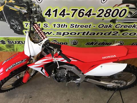 2017 Honda CRF450R in Oak Creek, Wisconsin