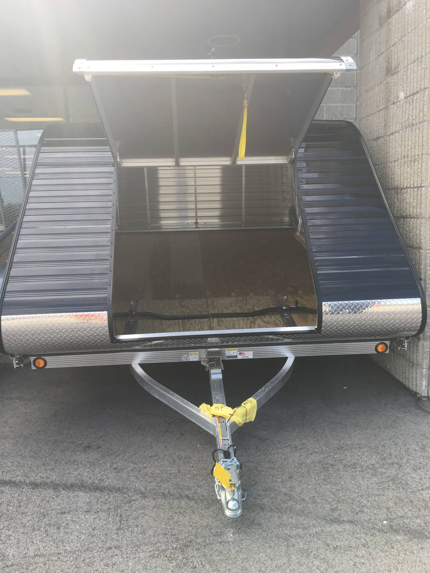 2018 Triton Trailers Elite11-101 With Cover in Oak Creek, Wisconsin