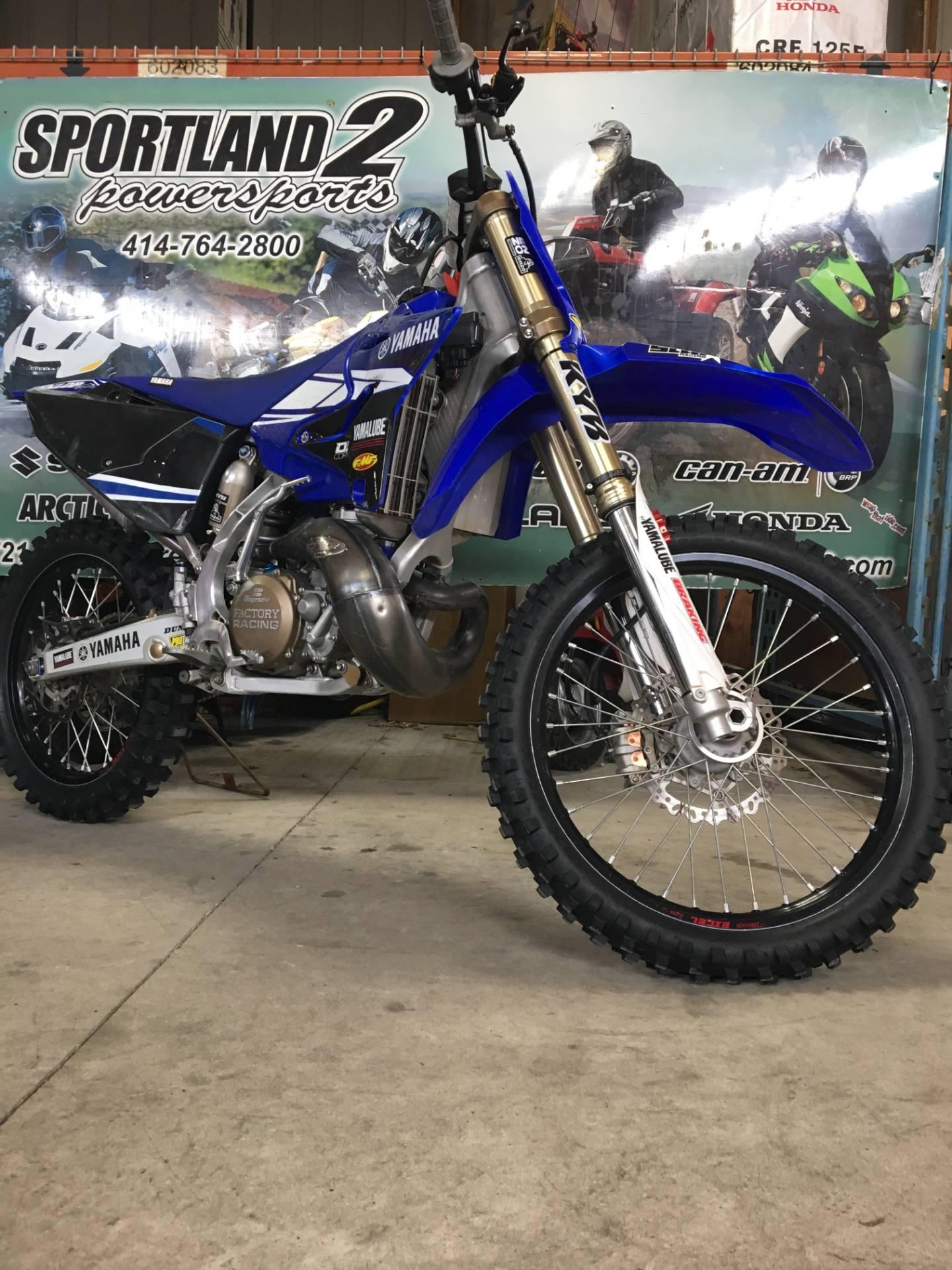 2016 Yamaha YZ250 in Oak Creek, Wisconsin