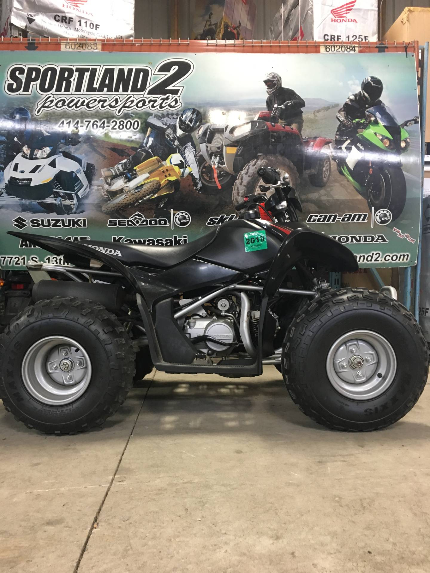 2007 Honda TRX90EX in Oak Creek, Wisconsin - Photo 1