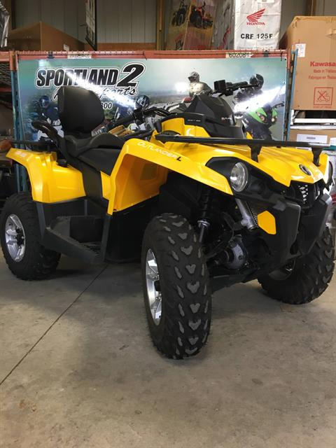 2016 Can-Am Outlander L MAX DPS 570 in Oak Creek, Wisconsin - Photo 5