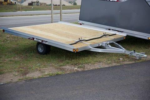 2012 Triton Trailers XT10-101 in Oak Creek, Wisconsin