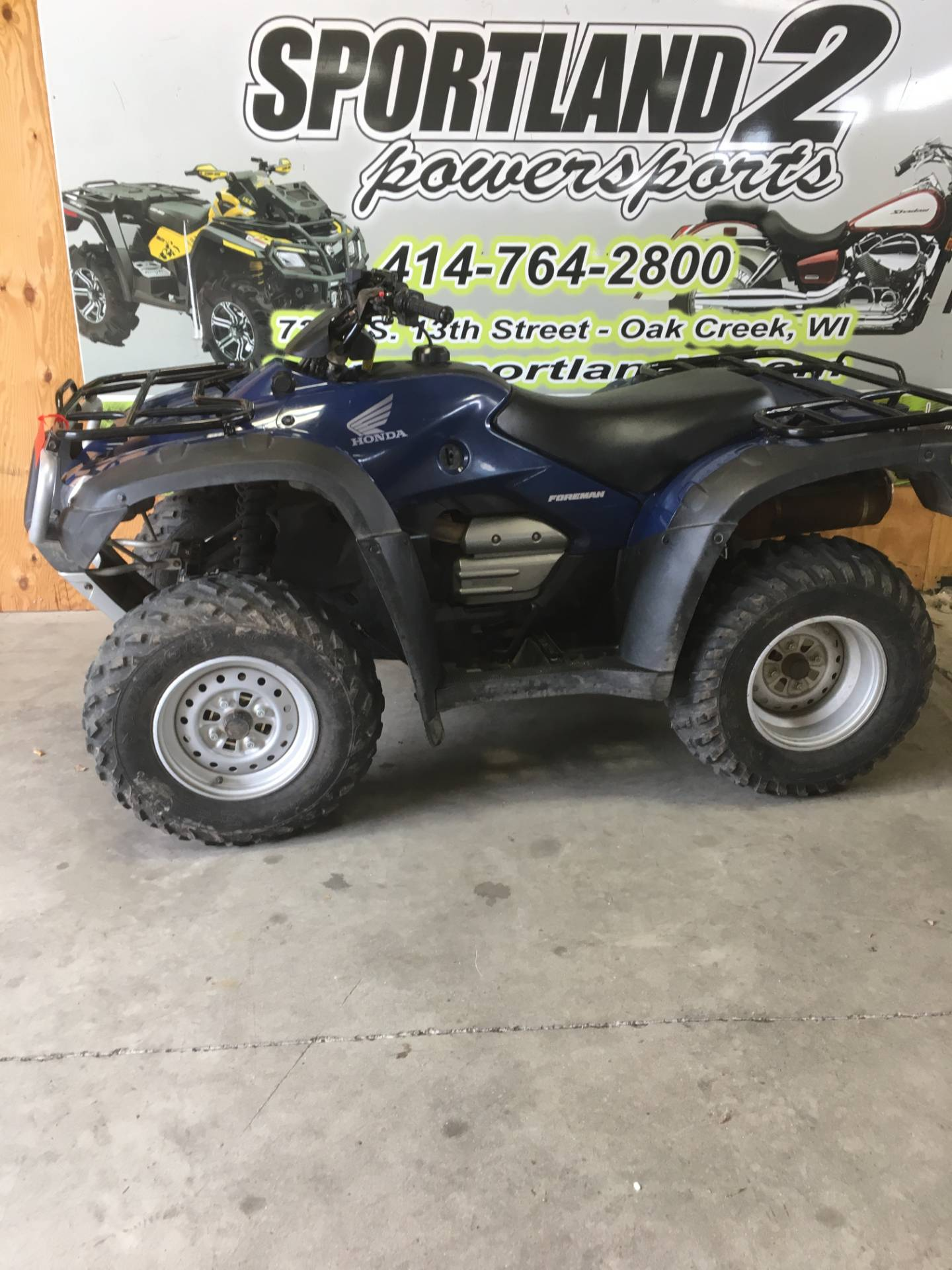 2005 Honda FourTrax Foreman™ in Oak Creek, Wisconsin