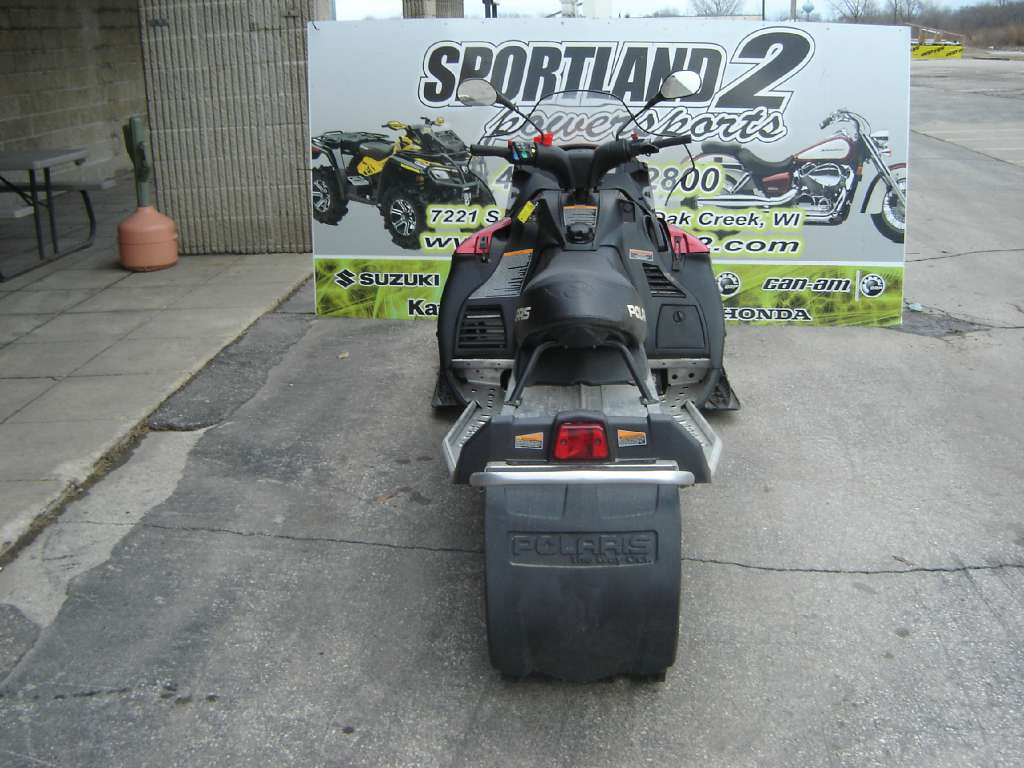 2010 Polaris 600 LX in Oak Creek, Wisconsin
