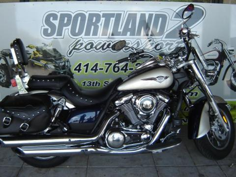 2009 Kawasaki Vulcan® 1700 Classic LT in Oak Creek, Wisconsin