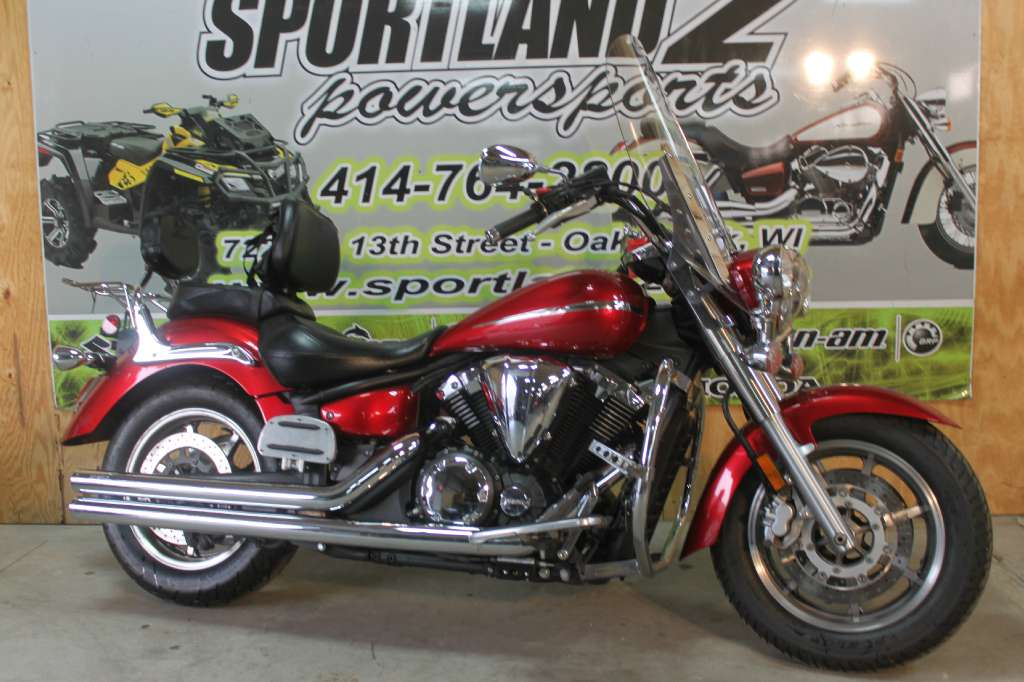 2009 Yamaha Royal Star Tour Deluxe in Oak Creek, Wisconsin - Photo 1