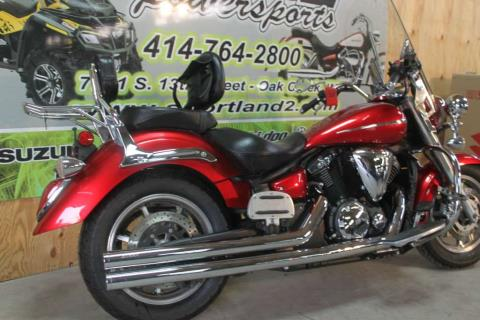 2009 Yamaha V Star 1300 Tourer in Oak Creek, Wisconsin - Photo 2