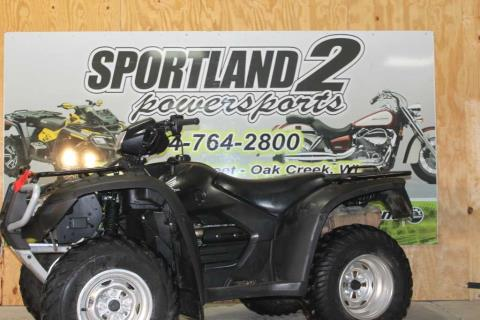 2009 Honda FourTrax® Foreman® Rubicon™ in Oak Creek, Wisconsin