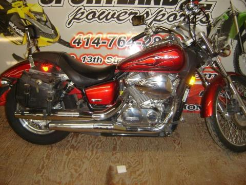 2008 Honda Shadow Spirit 750 (VT750C2) in Oak Creek, Wisconsin