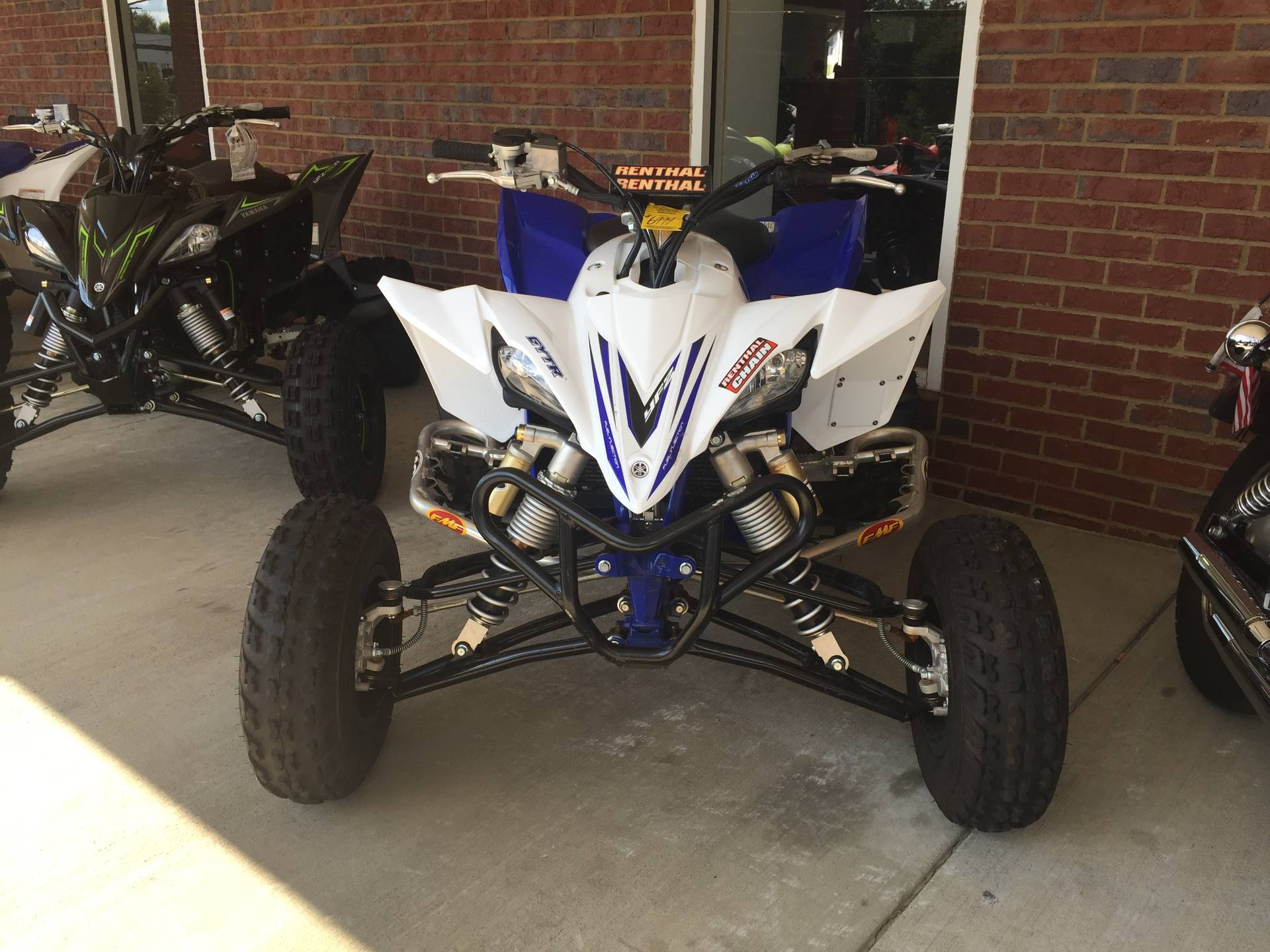 2015 Yamaha YFZ450R for sale 63172