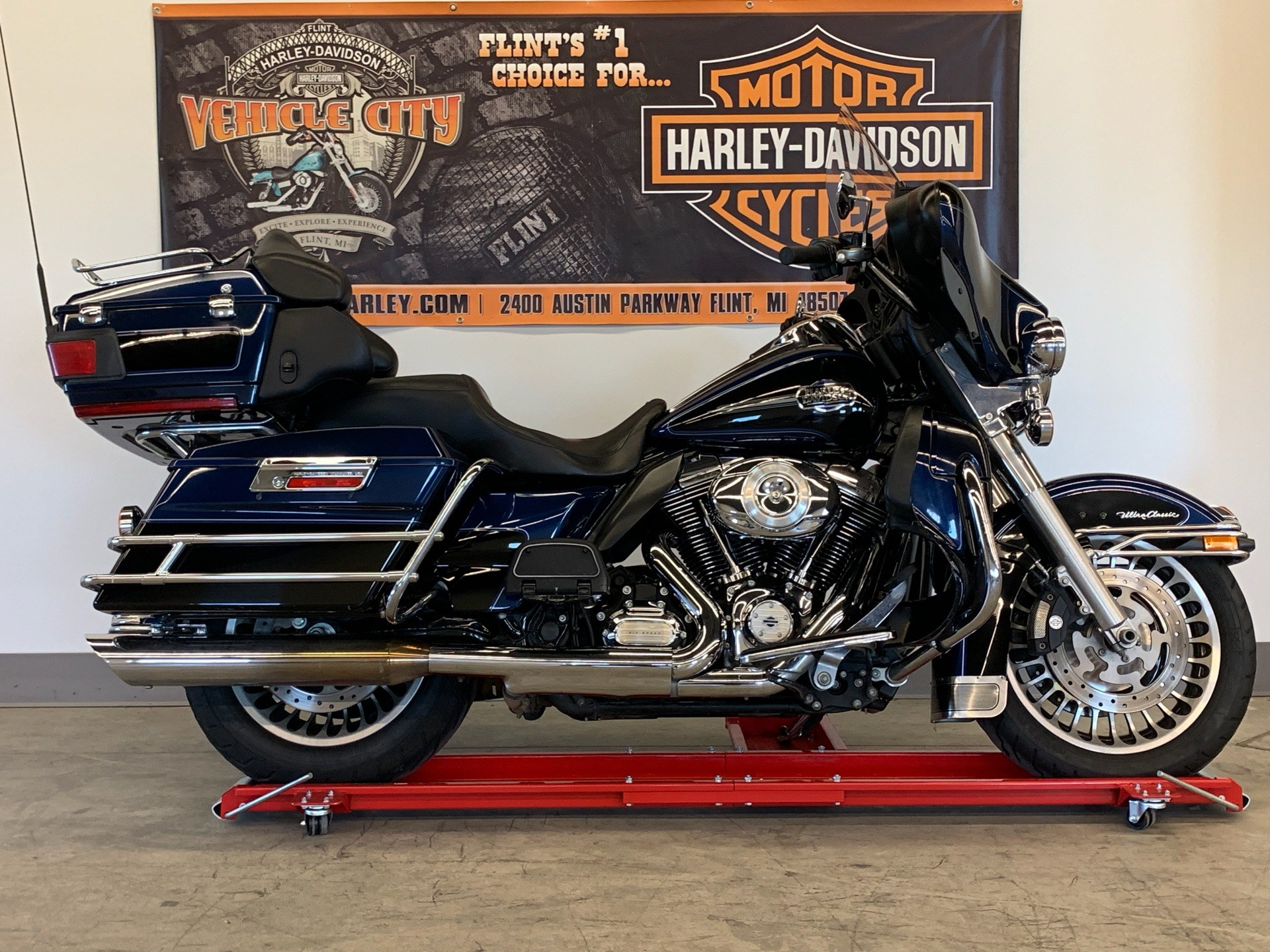 2012 Harley-Davidson Ultra Classic® Electra Glide® in Flint, Michigan - Photo 1