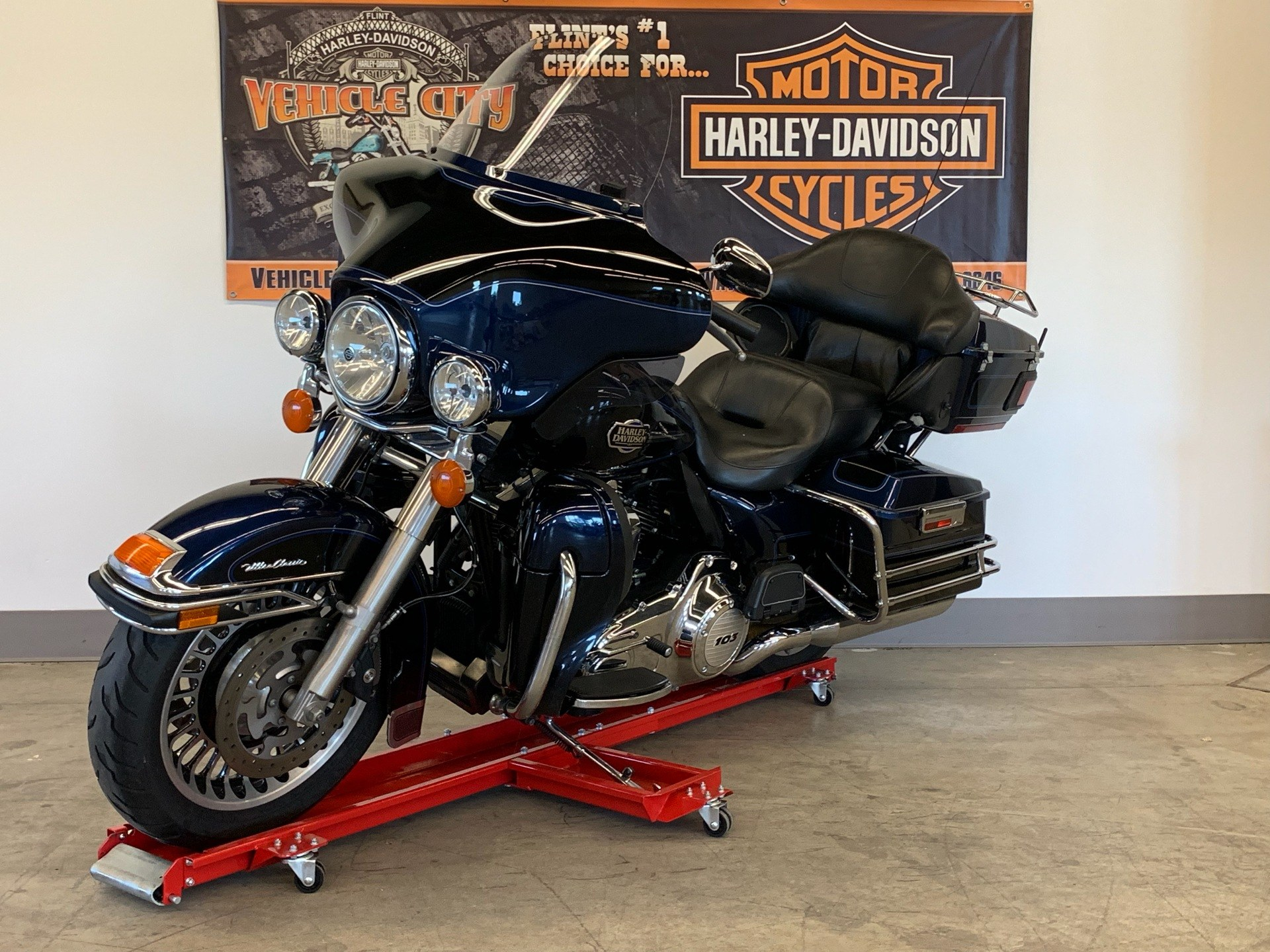 2012 Harley-Davidson Ultra Classic® Electra Glide® in Flint, Michigan - Photo 4