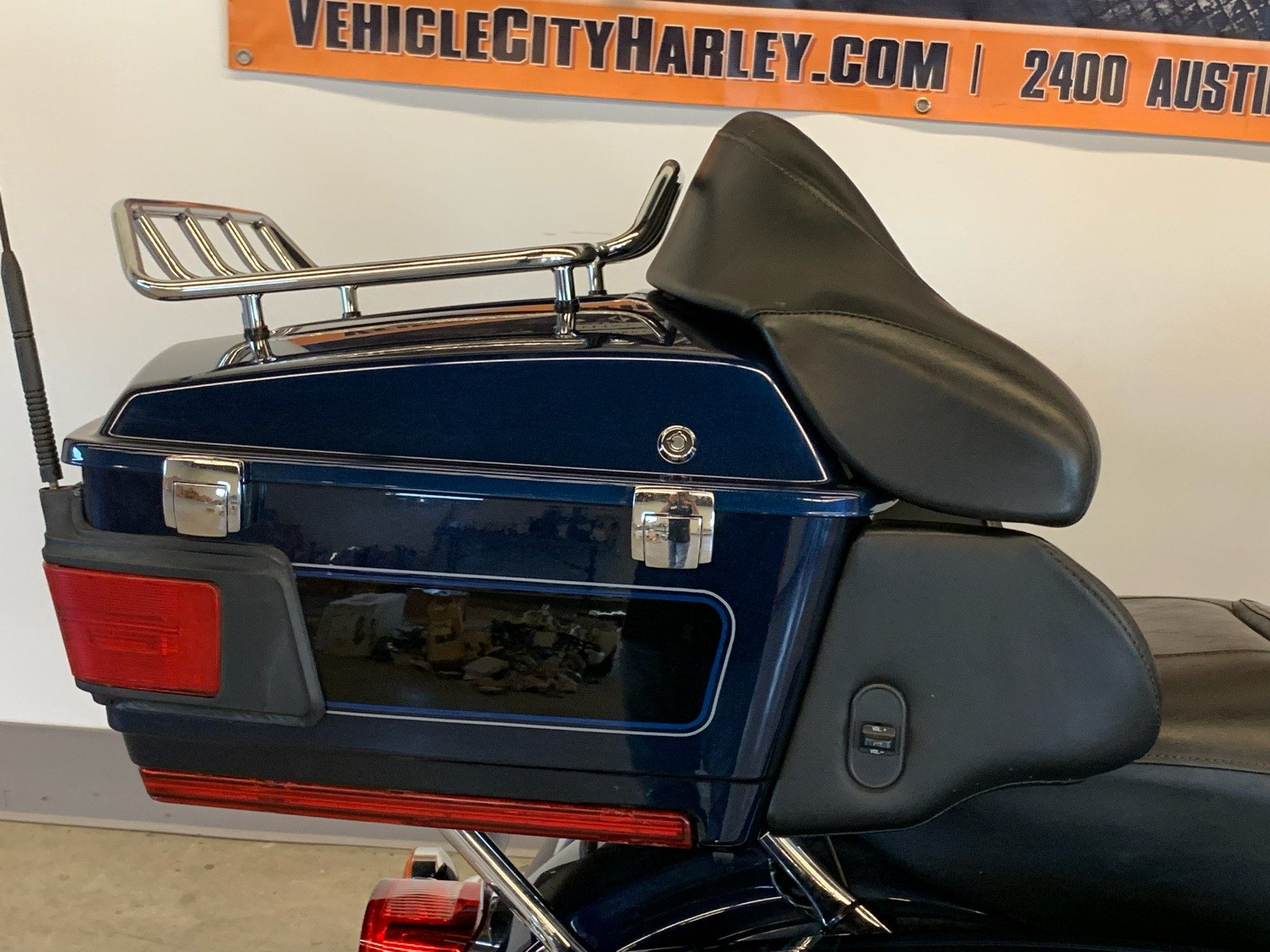 2012 Harley-Davidson Ultra Classic® Electra Glide® in Flint, Michigan - Photo 15