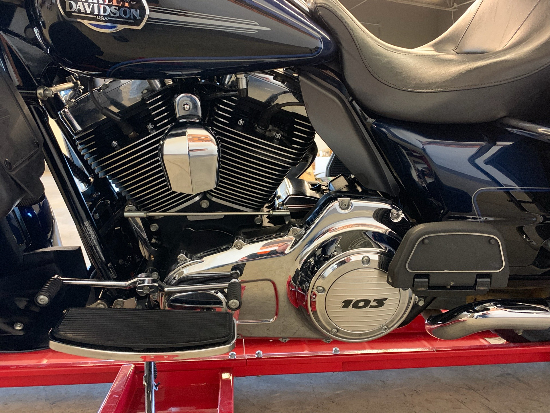 2012 Harley-Davidson Ultra Classic® Electra Glide® in Flint, Michigan - Photo 21