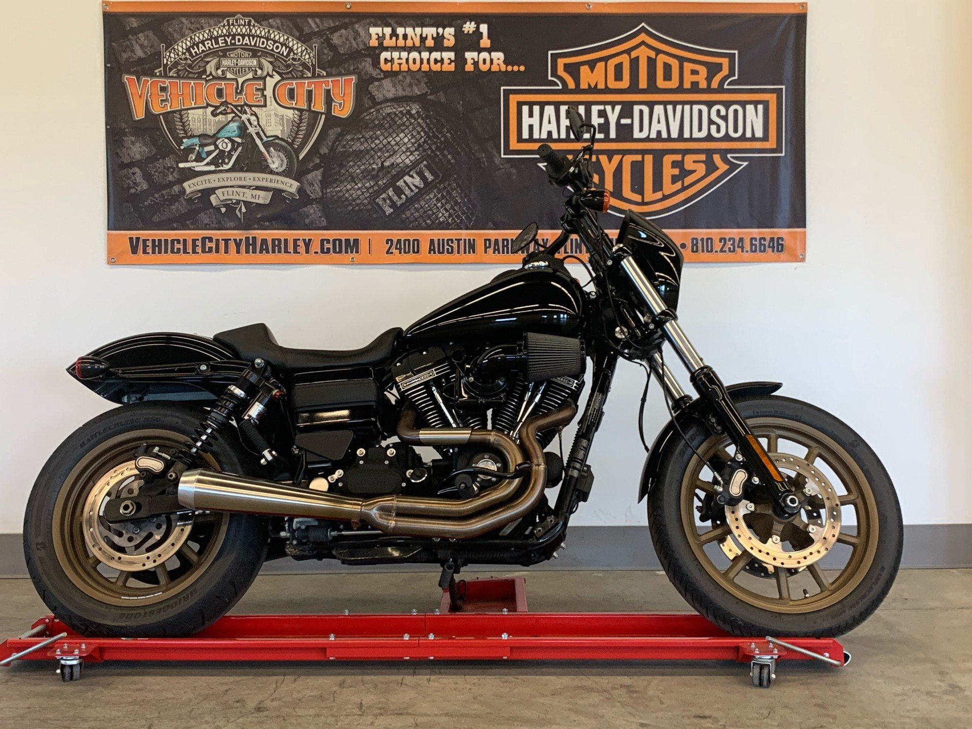 2016 Harley-Davidson Low Rider® S in Flint, Michigan - Photo 1