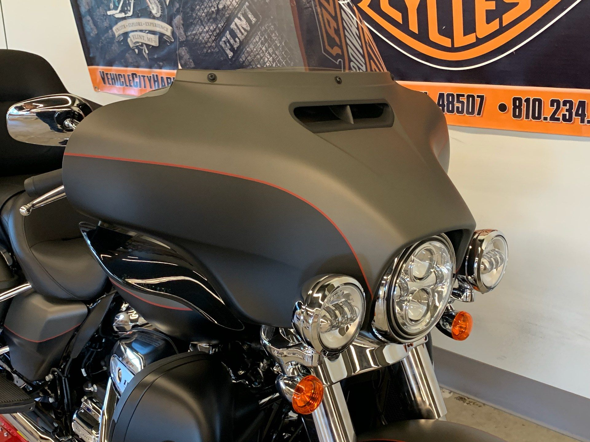 2019 Harley-Davidson Ultra Limited in Flint, Michigan - Photo 11