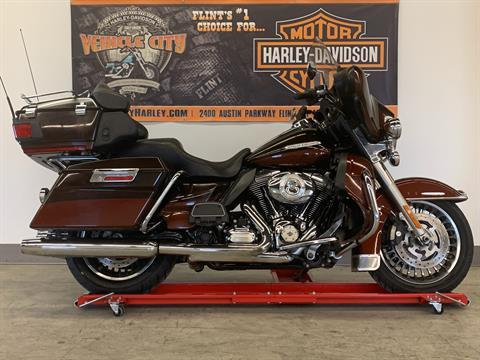 2011 Harley-Davidson Electra Glide® Ultra Limited in Flint, Michigan - Photo 1