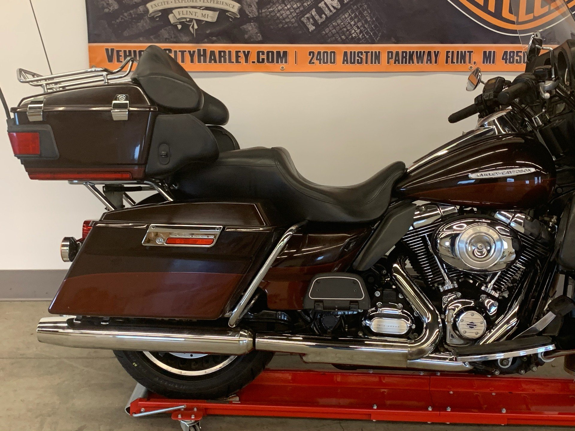 2011 Harley-Davidson Electra Glide® Ultra Limited in Flint, Michigan - Photo 12