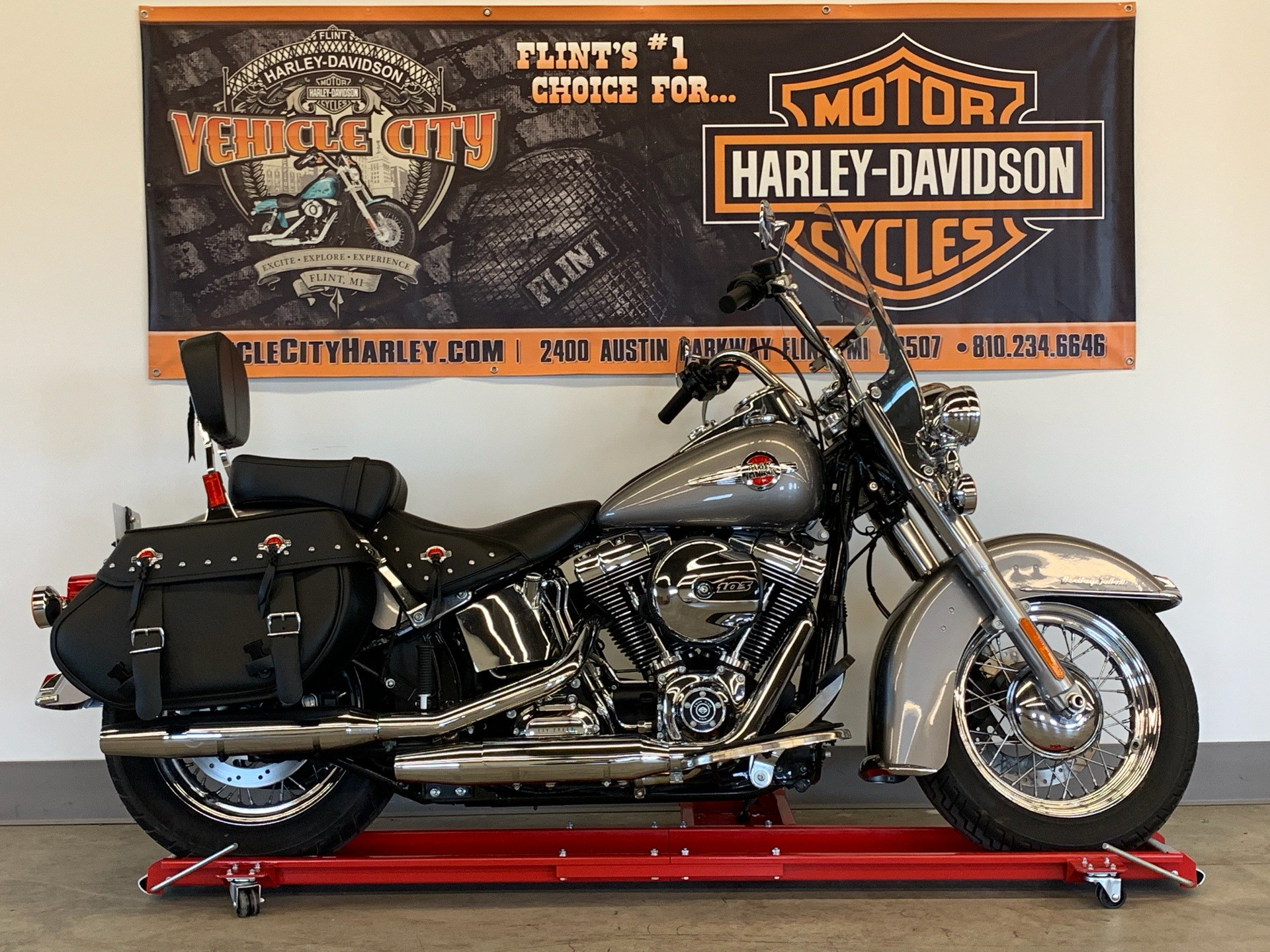 2016 Harley-Davidson Heritage Softail® Classic in Flint, Michigan - Photo 1