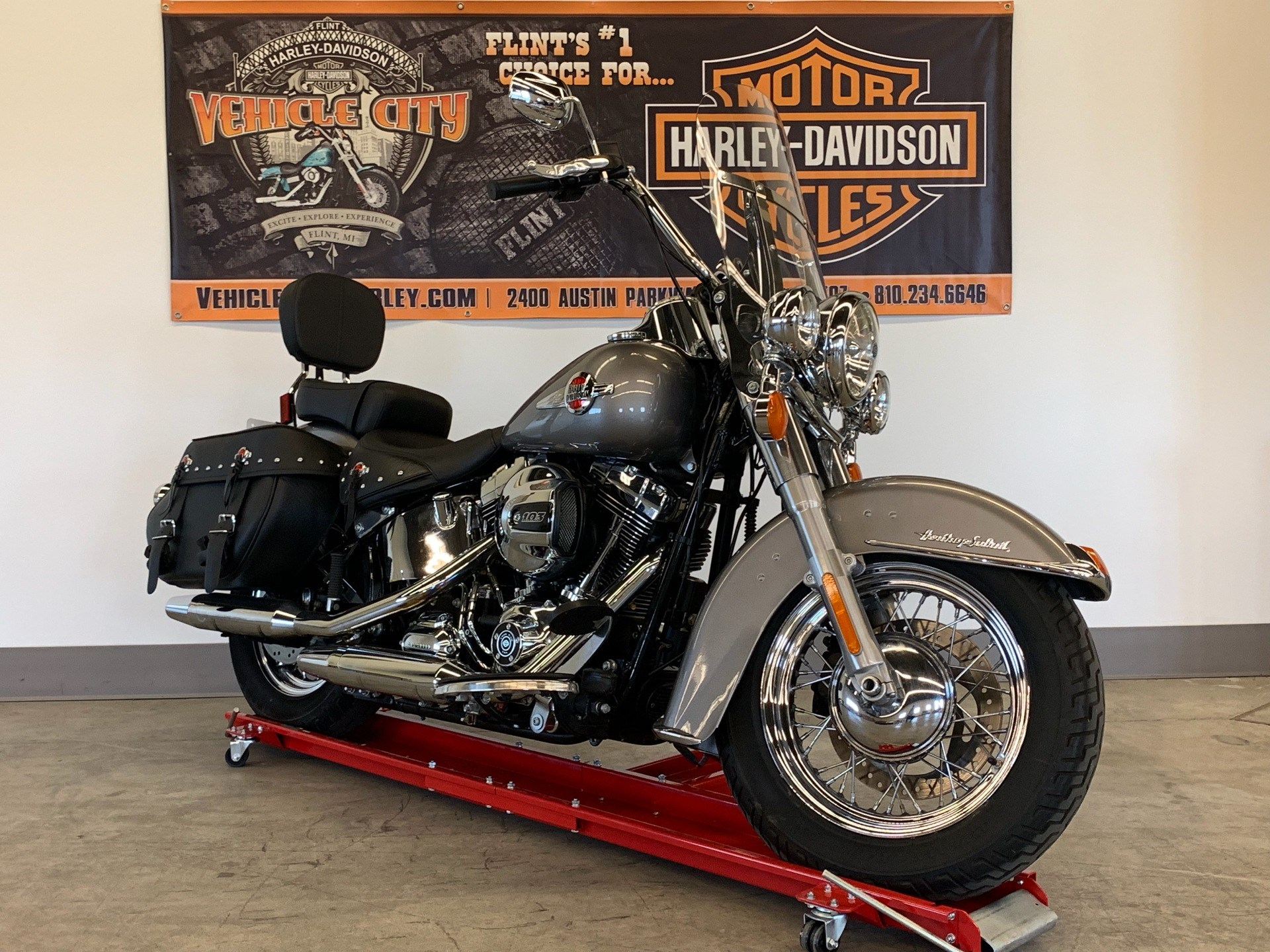 2016 Harley-Davidson Heritage Softail® Classic in Flint, Michigan - Photo 2