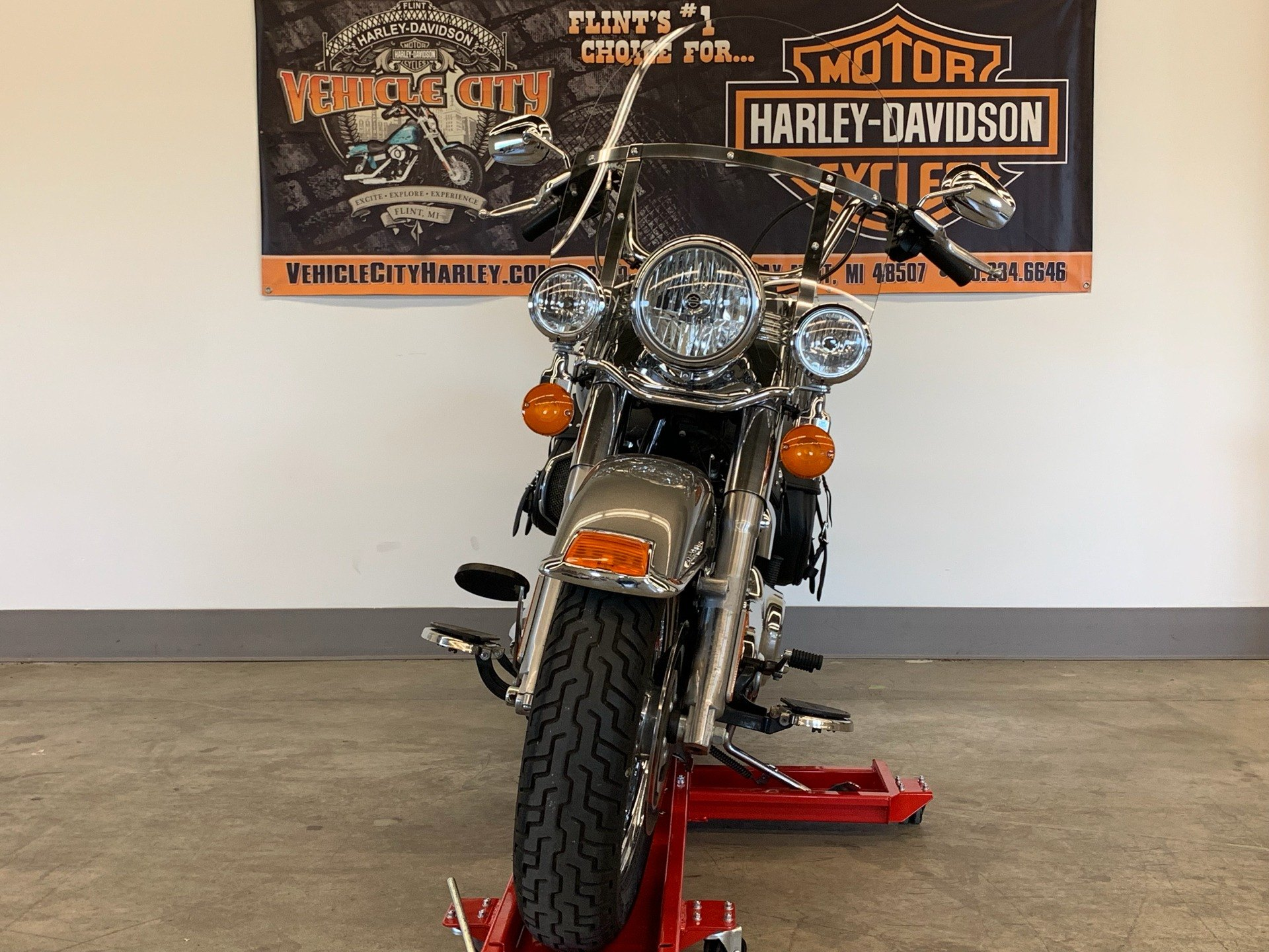 2016 Harley-Davidson Heritage Softail® Classic in Flint, Michigan - Photo 3