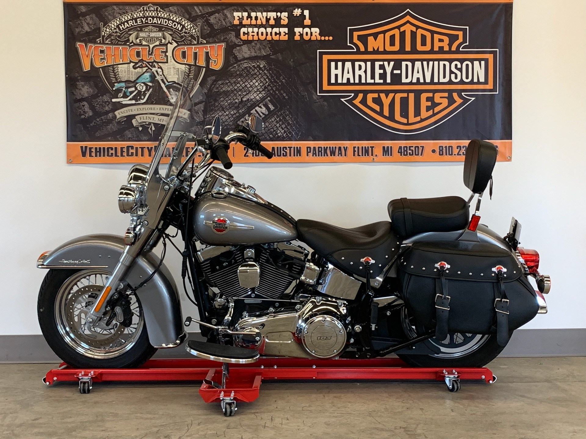2016 Harley-Davidson Heritage Softail® Classic in Flint, Michigan - Photo 5
