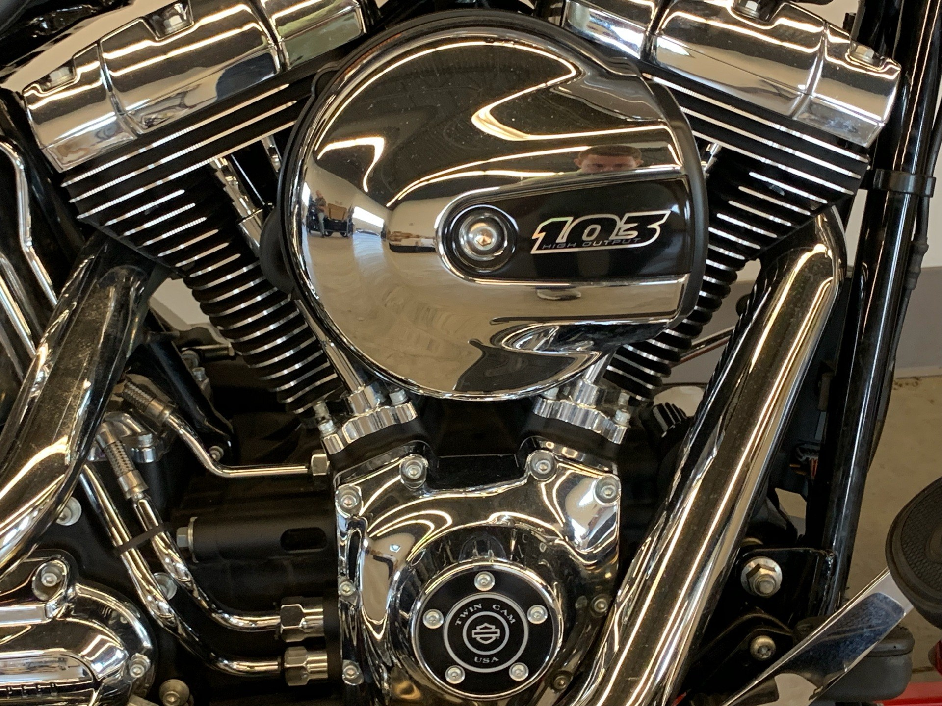 2016 Harley-Davidson Heritage Softail® Classic in Flint, Michigan - Photo 8