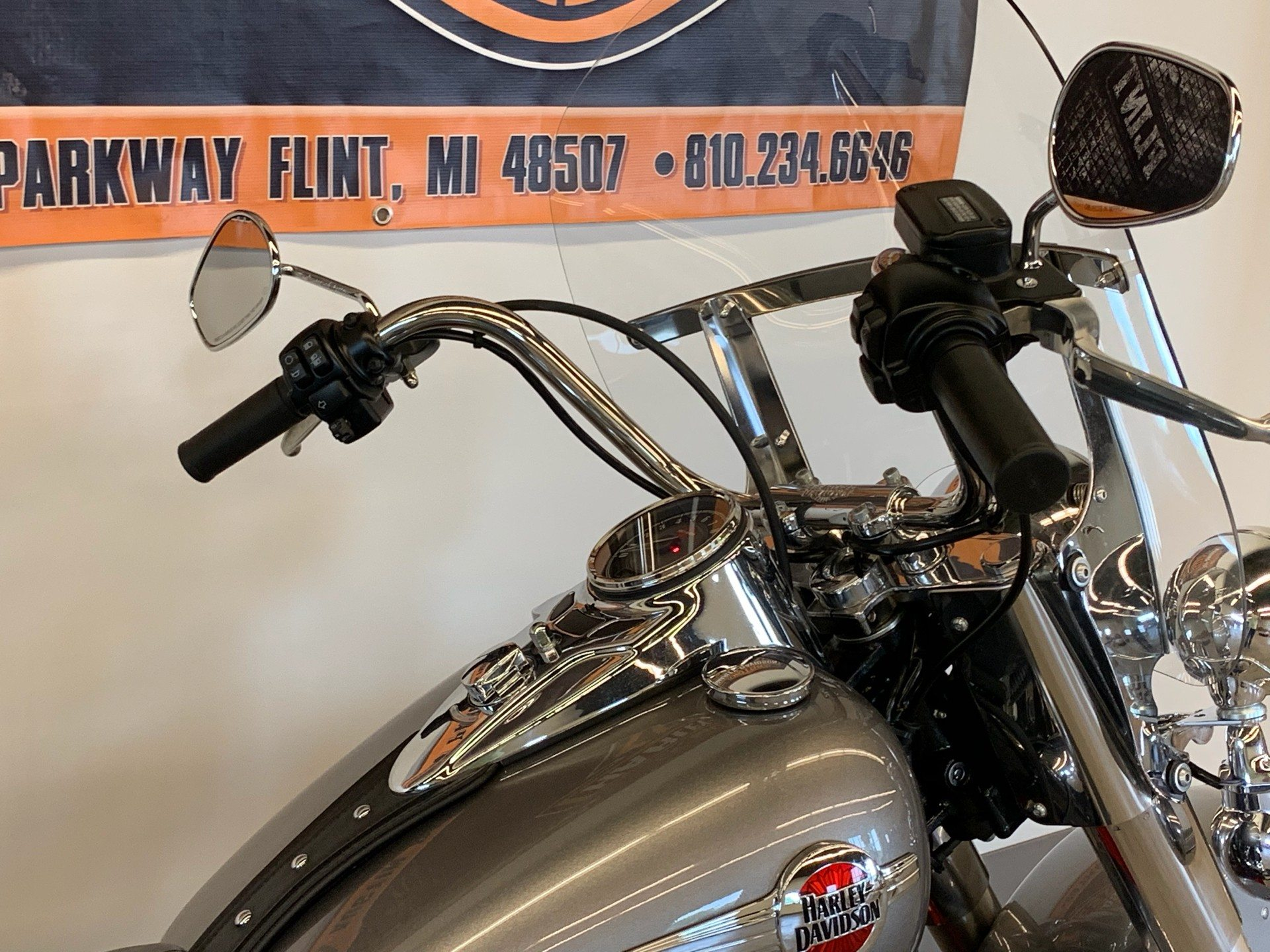 2016 Harley-Davidson Heritage Softail® Classic in Flint, Michigan - Photo 12