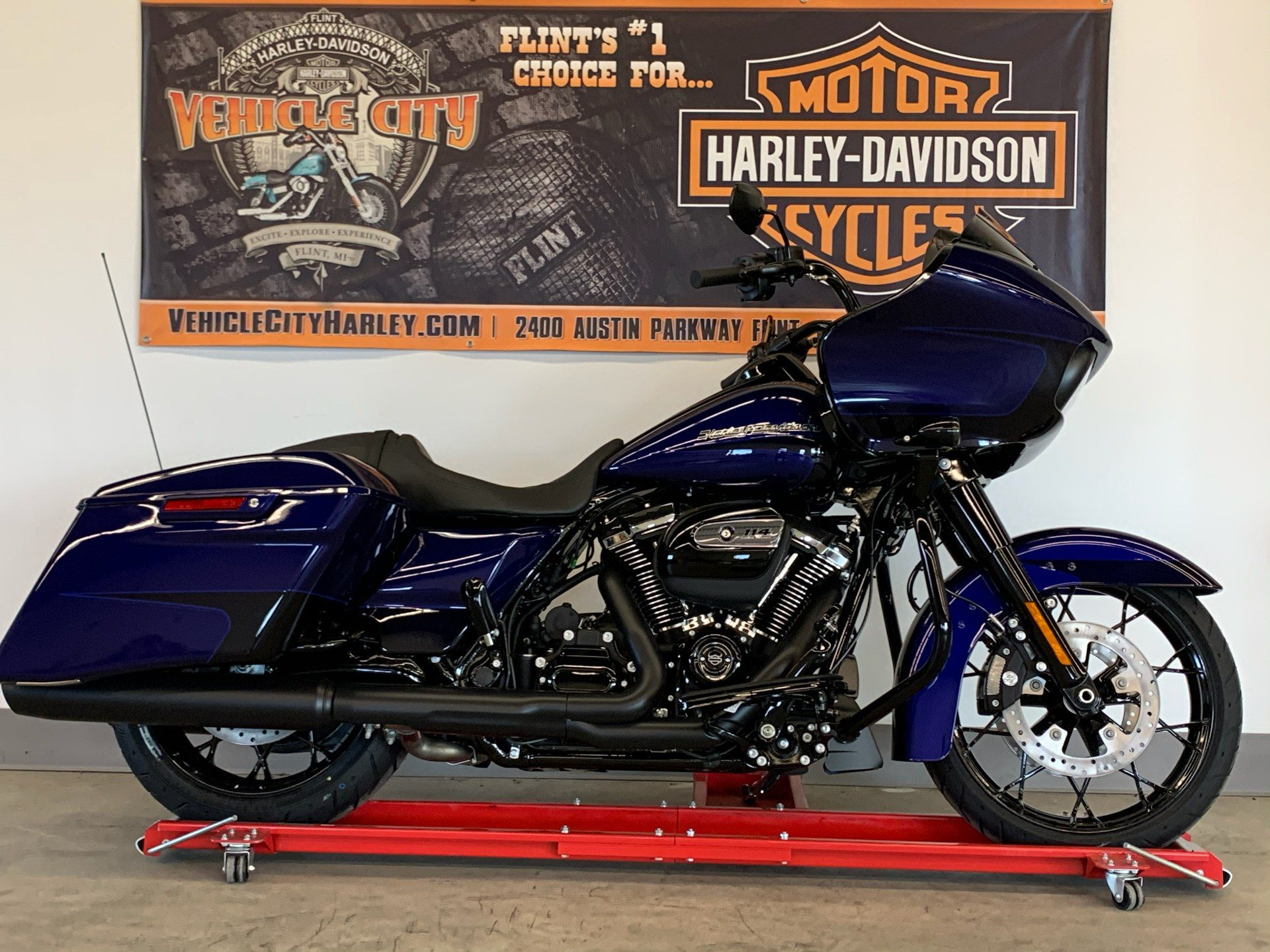 2020 Harley-Davidson Road Glide® Special in Flint, Michigan - Photo 1