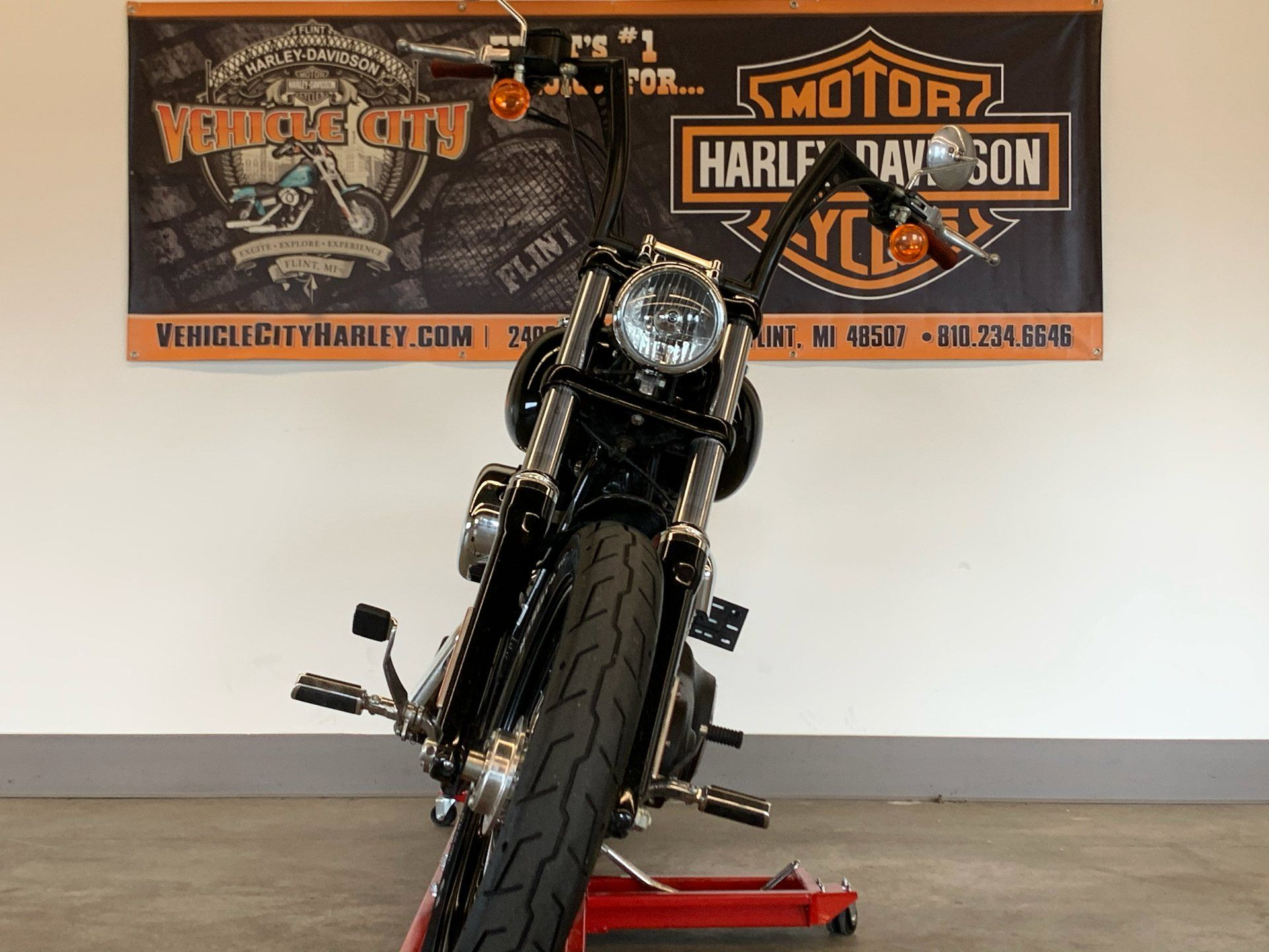 2017 Harley-Davidson Street Bob® in Flint, Michigan - Photo 3