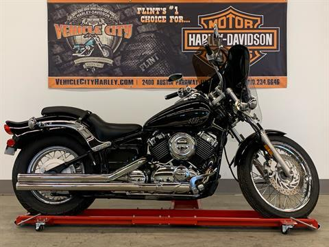 2013 Yamaha V Star 650 Custom in Flint, Michigan - Photo 1
