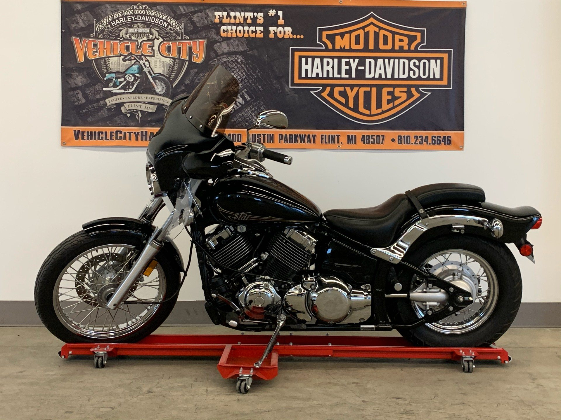 2013 Yamaha V Star 650 Custom in Flint, Michigan - Photo 5