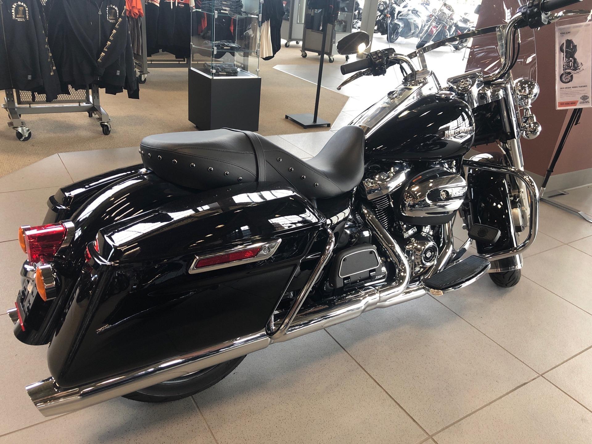 Used Tires Flint Mi >> New 2019 Harley Davidson Road King Motorcycles In Flint Mi