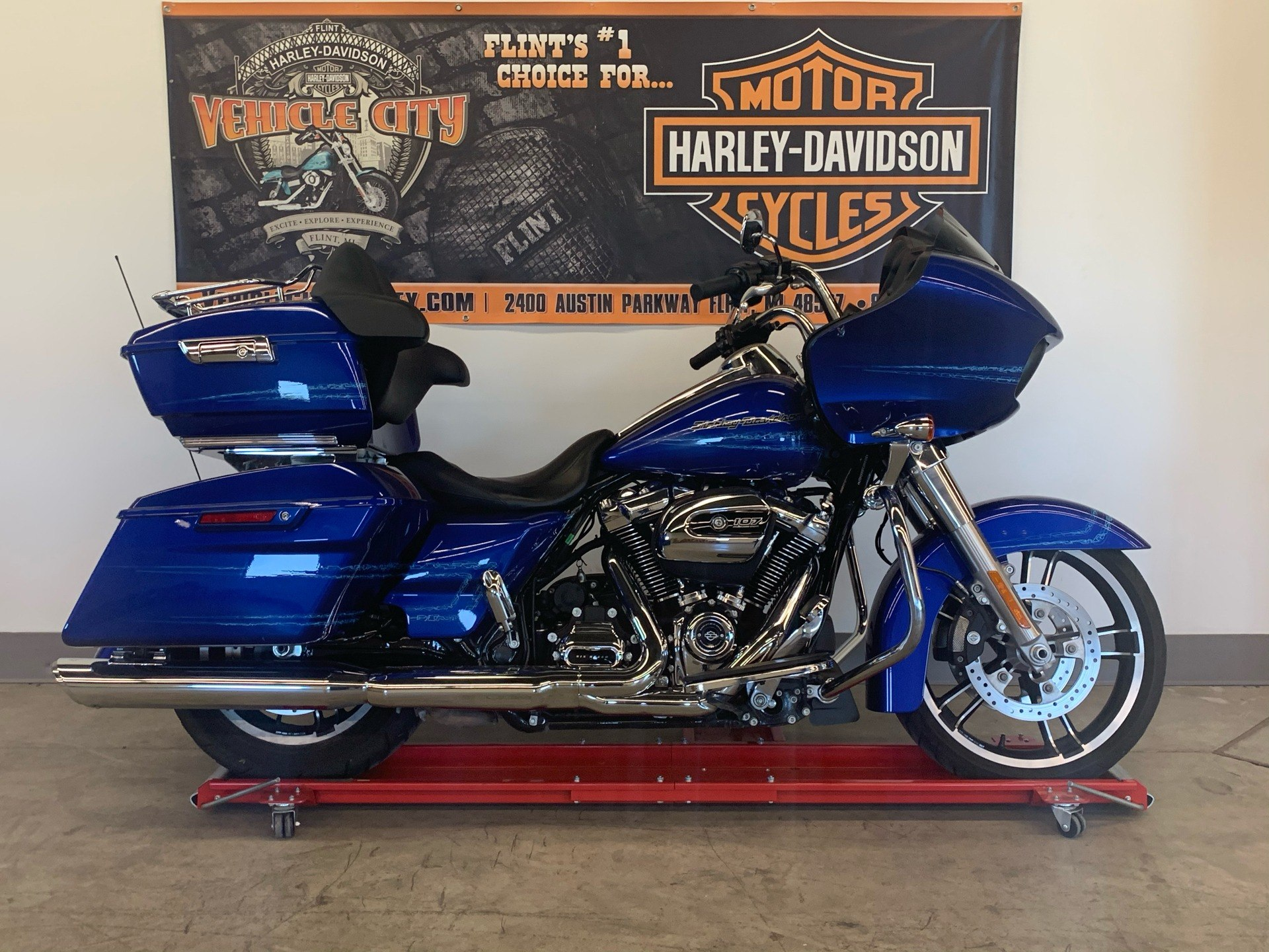 2019 Harley-Davidson Road Glide® in Flint, Michigan - Photo 1