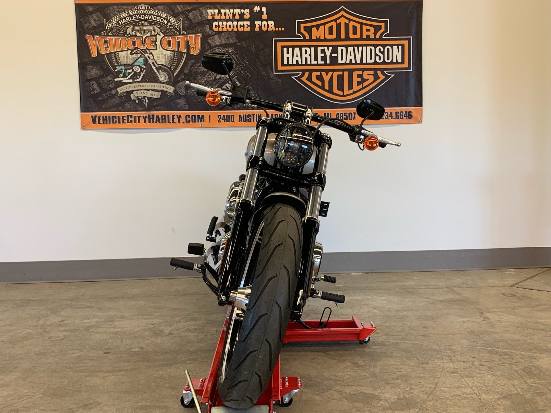 2018 Harley-Davidson Breakout® 107 in Flint, Michigan - Photo 3