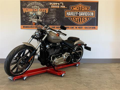 2018 Harley-Davidson Breakout® 107 in Flint, Michigan - Photo 4