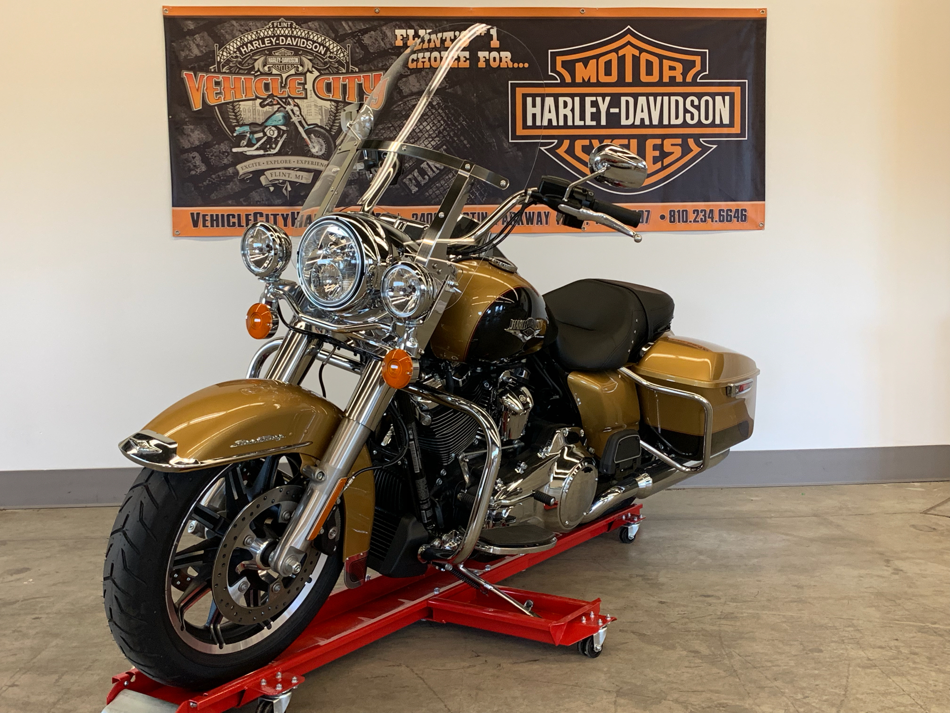 2017 Harley-Davidson Road King® in Flint, Michigan - Photo 4