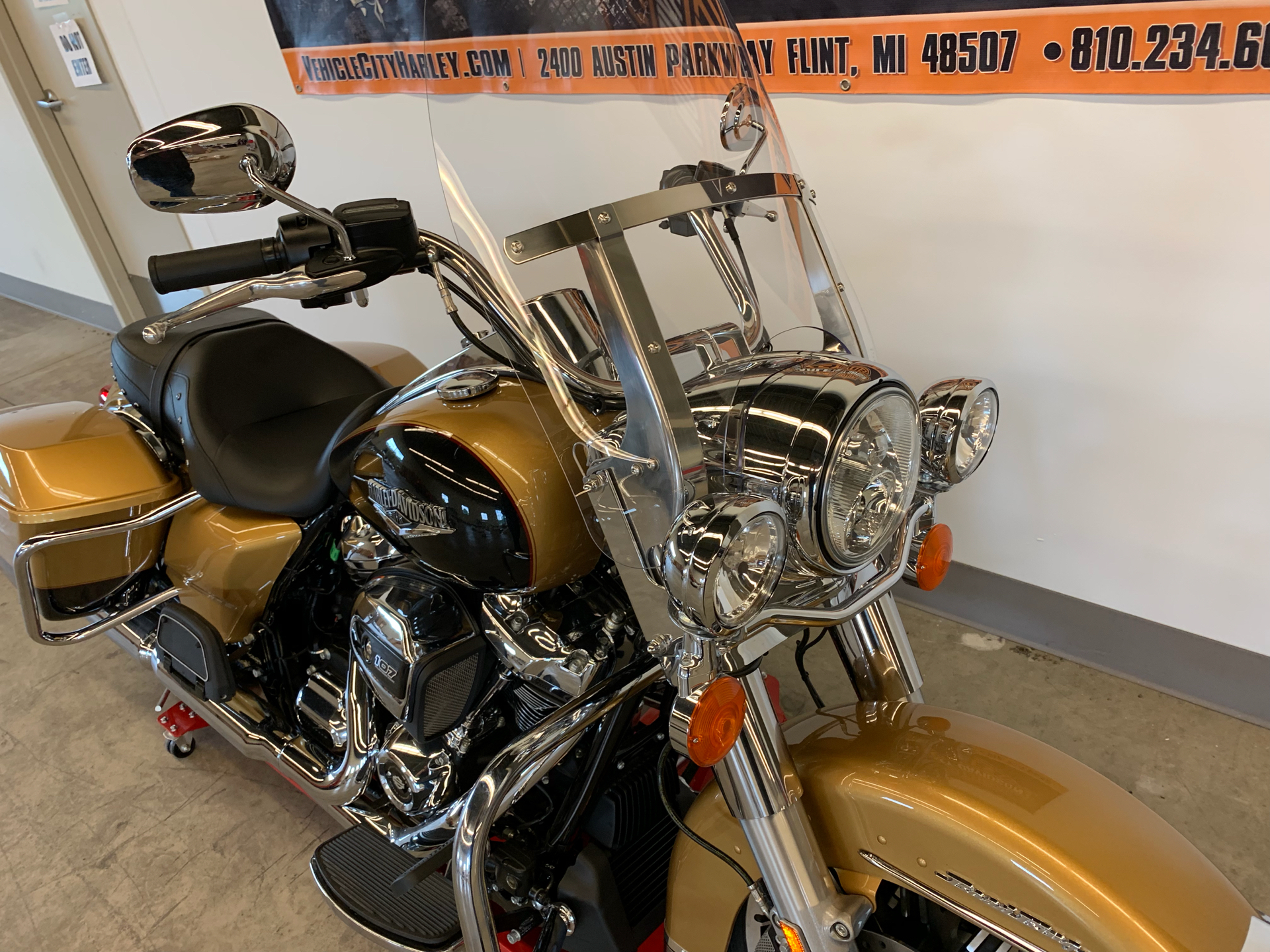 2017 Harley-Davidson Road King® in Flint, Michigan - Photo 10