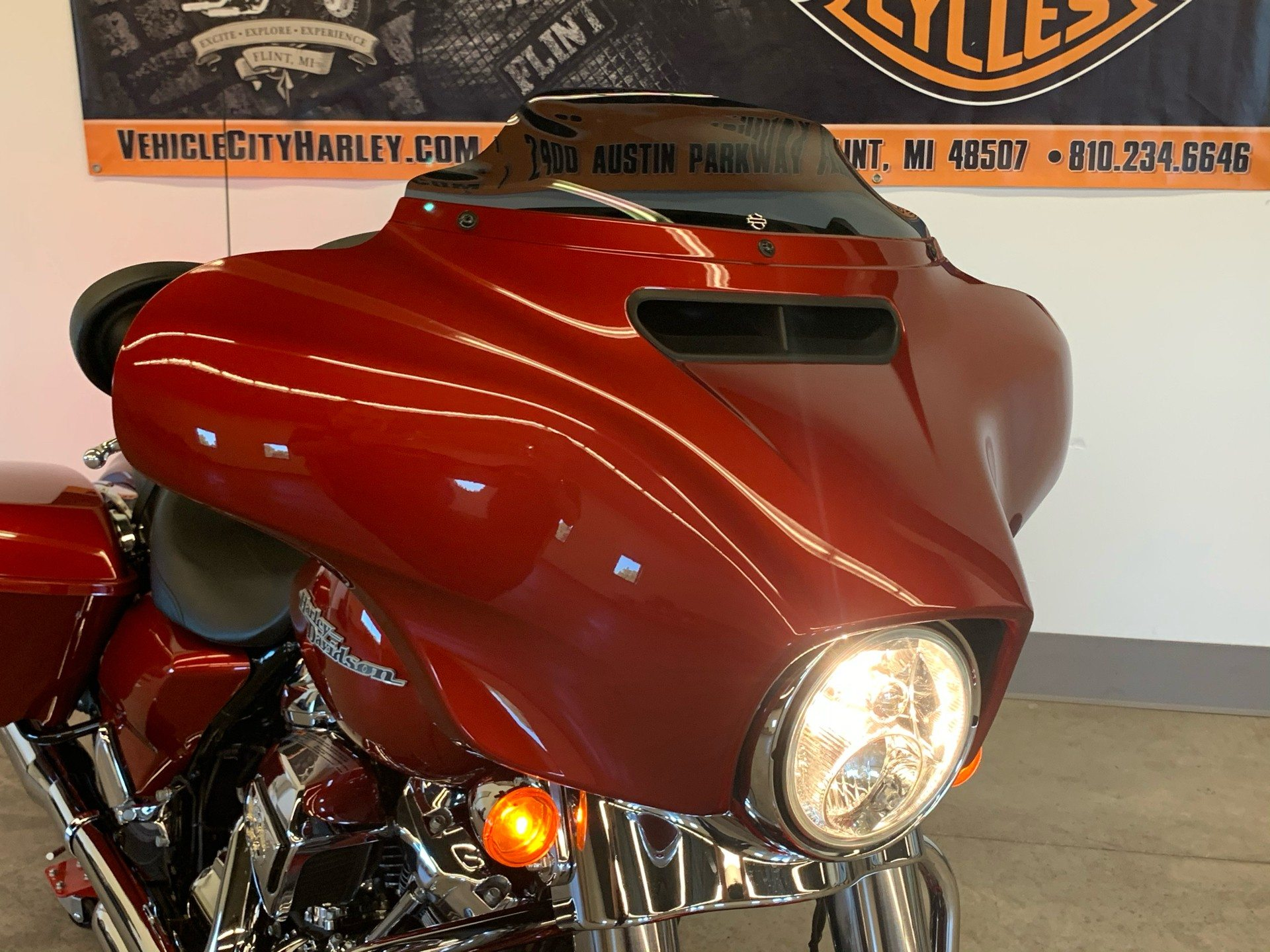 2019 Harley-Davidson Street Glide® in Flint, Michigan - Photo 14