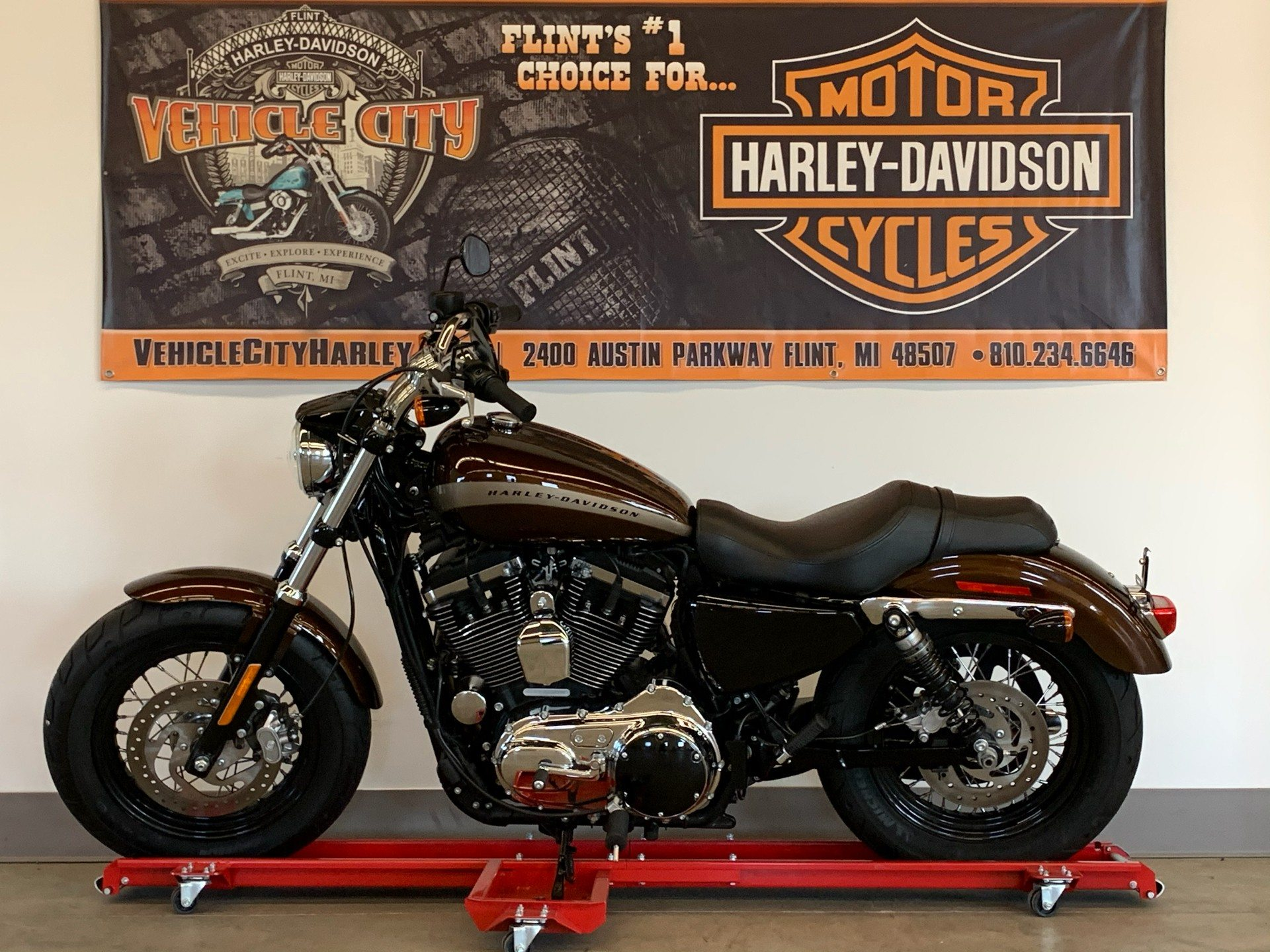 2019 Harley-Davidson 1200 Custom in Flint, Michigan - Photo 5