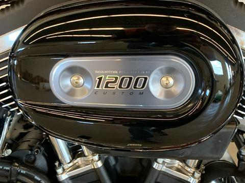 2019 Harley-Davidson 1200 Custom in Flint, Michigan - Photo 9