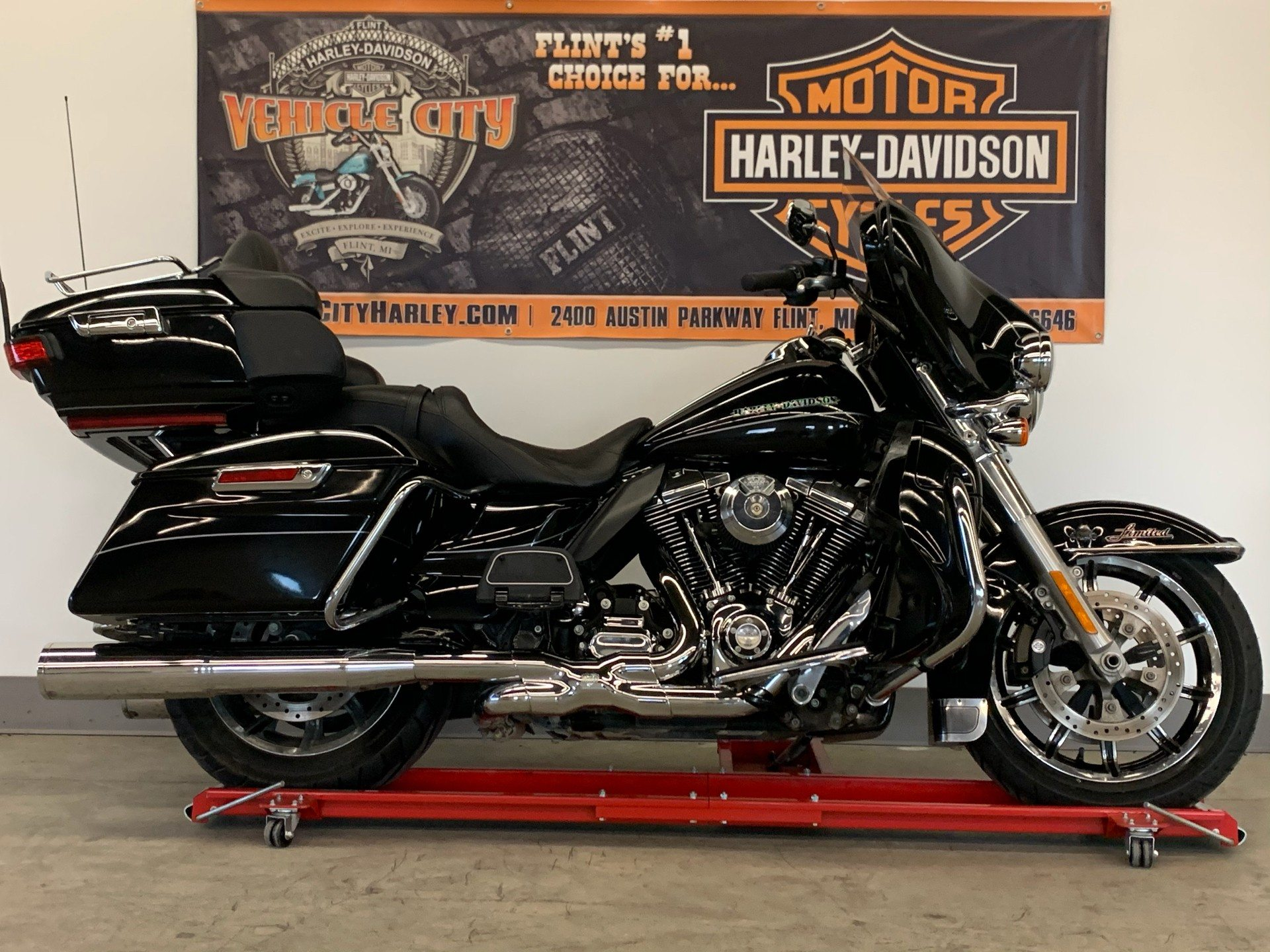2015 Harley-Davidson Ultra Limited in Flint, Michigan - Photo 1