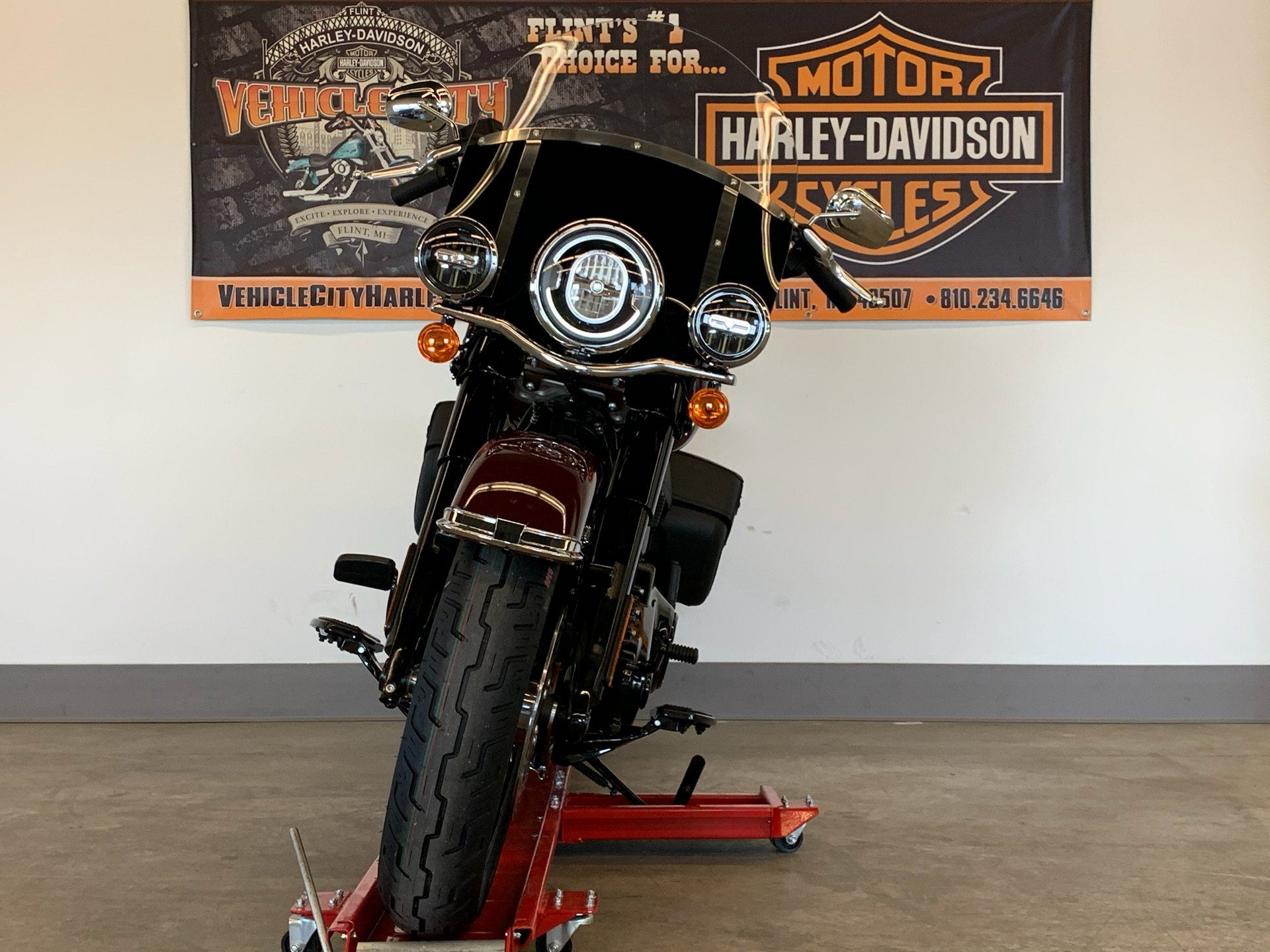 2020 Harley-Davidson Heritage Classic 114 in Flint, Michigan - Photo 3