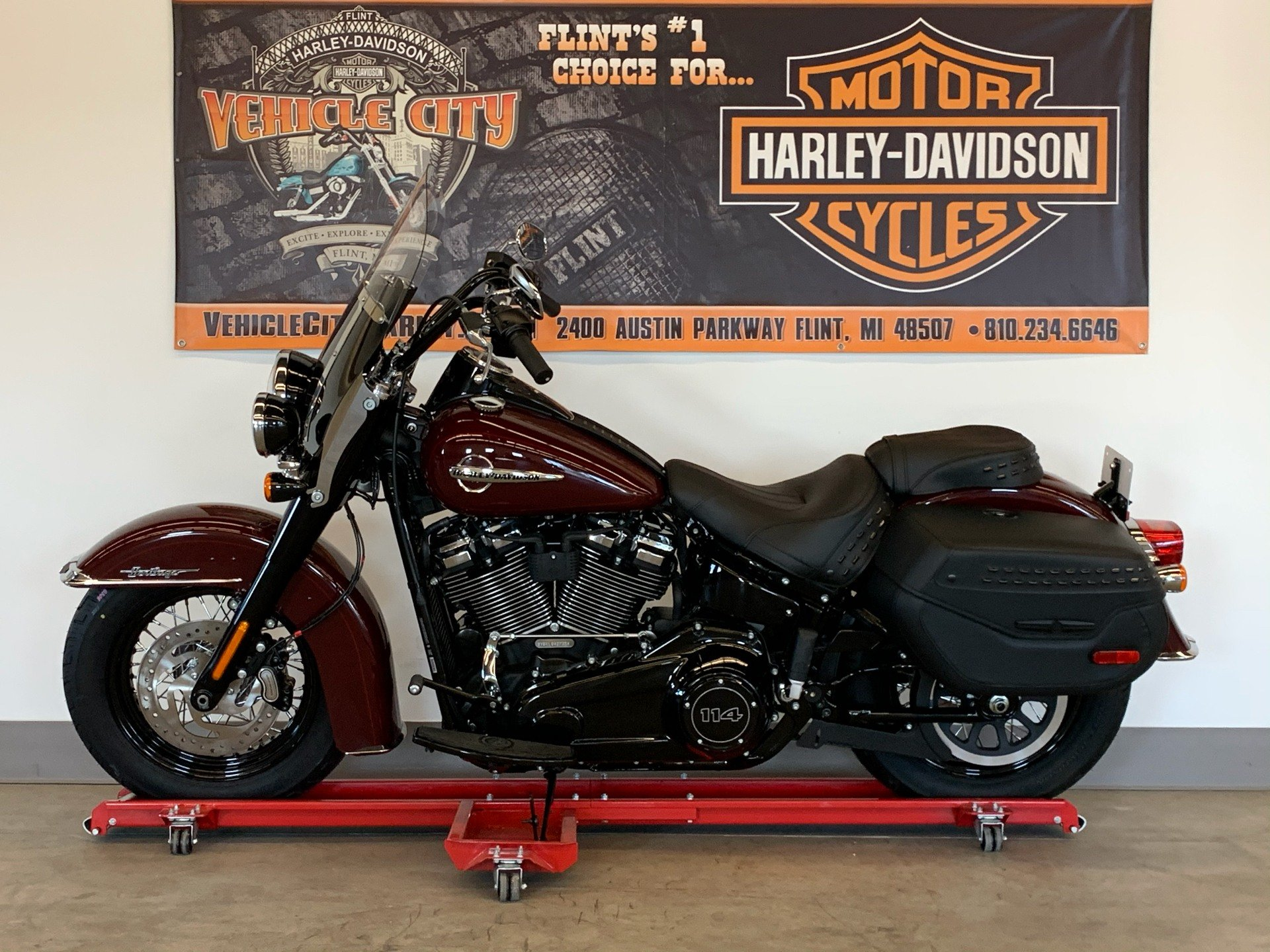 2020 Harley-Davidson Heritage Classic 114 in Flint, Michigan - Photo 5