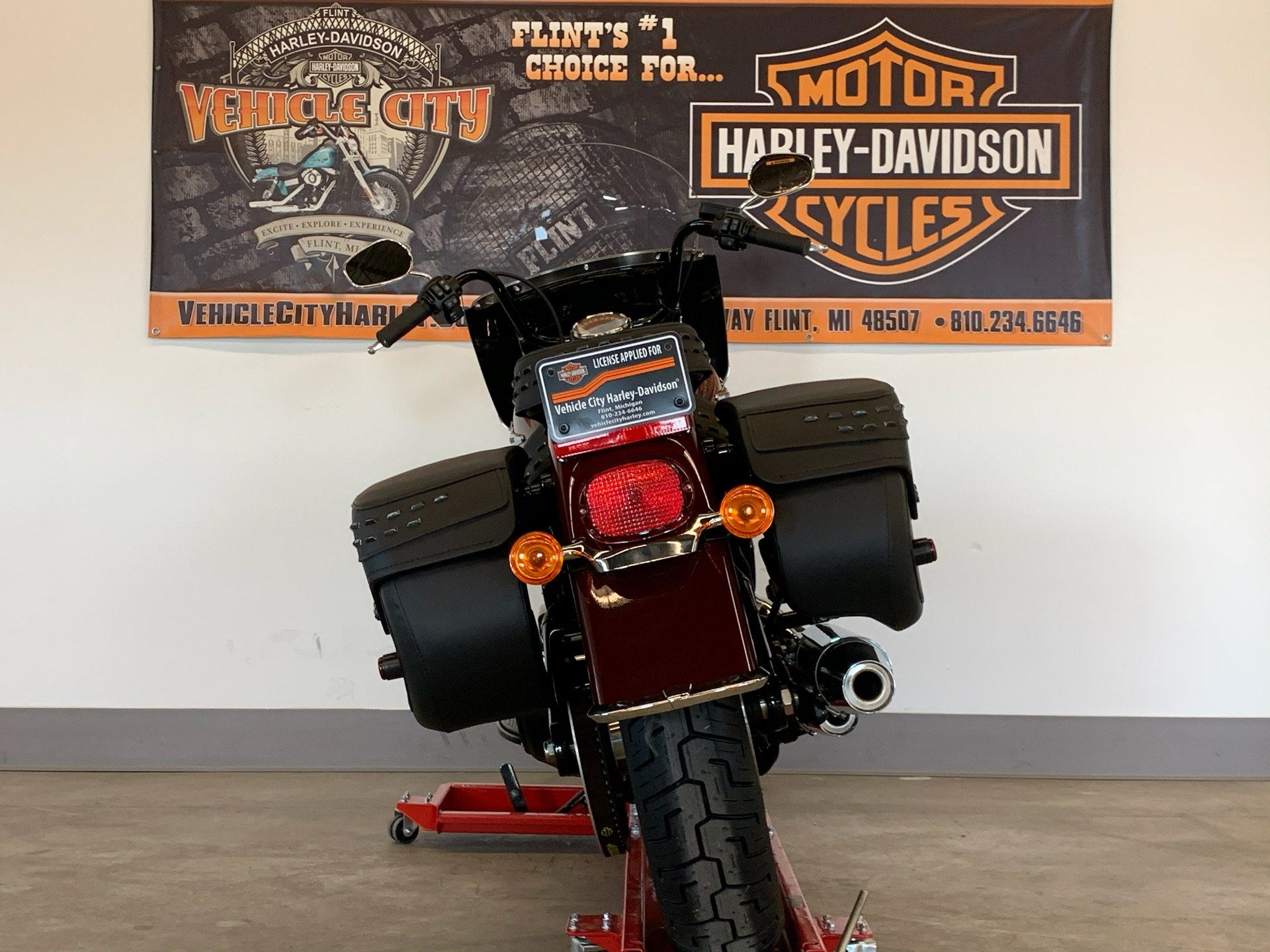 2020 Harley-Davidson Heritage Classic 114 in Flint, Michigan - Photo 7