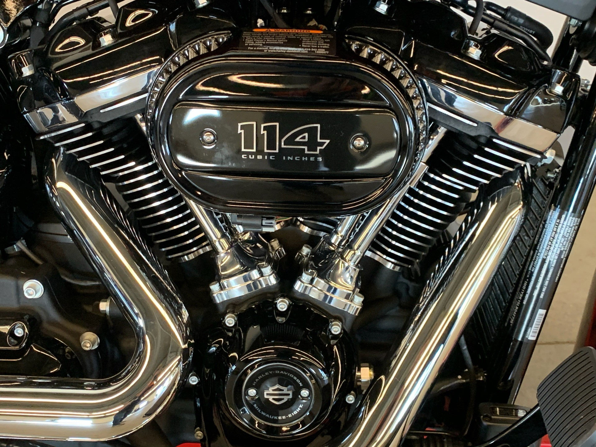 2020 Harley-Davidson Heritage Classic 114 in Flint, Michigan - Photo 8